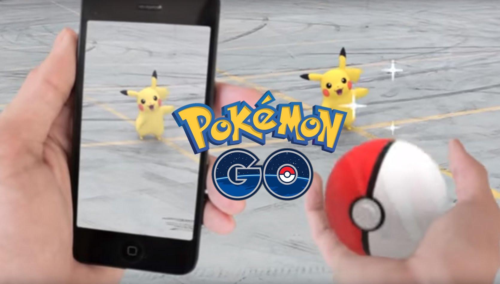 Pokémon Go por fin está disponible en Perú